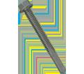 Hex Washer Head 1/4-14 Self-Drilling TEK Screws / RUSPRO® Coated (Bulk)