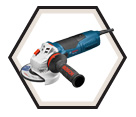 "Angle Grinder - 5"" dia. - 13 amp / GWS13-50"