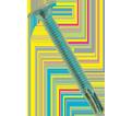 Wafer Head w/o Reamer 12-24 Robertson Self-Drilling TEK Screws / Zinc Plated (Bulk)