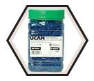 Blue Wall Plug - Plastic / UBP (JUG)