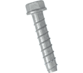 "Hex Head TORPEDO® Bolt 1/2"" - Galvanized Carbon Steel / UTB"