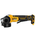 "Angle Grinder (Tool Only) - 4-1/2"" dia - 20V Li-Ion / DCG413B *MAX XR"