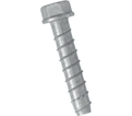 "Hex Head TORPEDO® Bolt 3/4"" - Galvanized Carbon Steel / UTB"