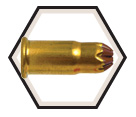 0.22 Caliber Power Load - Brown 2 - Med.-Light