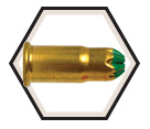 0.22 Caliber Power Load - Green 3 - Med.-Strong