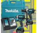 2 Tool Combo Kit LXT™ - 18V Li-Ion / DLX2005T