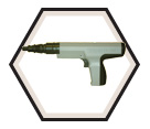 Semi-Automatic Piston Drive Tool - 0.27 Caliber Strip / LV 360K