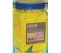 "Plastic Plug - 8-10-12 x 1-1/4"" - Yellow / UYP (JUG)"