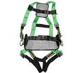 Full Body Harness - Hi-Viz Green / P950QC77UGN *DURAFLEX PYTHON