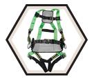 DuraFlex® Python® Ultra Harness