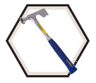 Drywall Hammer - 11 oz.