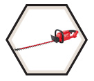 Hedge Trimmer - 18V Li-Ion / 2726 Series