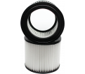 Vacuum Filter - 5-25 Gal. - Wet/Dry / 903-98 (2 PK)