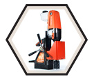 "Magnetic Drill (w/ Acc) - 2 x 2"" - 10.0 A / 39-D 200 *ICECUT 200"
