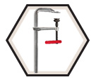 Medium Duty Bar Clamp