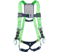 Full Body Harness - Hi-Viz Green / P950QC7 Series *DURAFLEX PYTHON