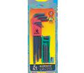 Hex Key Set - L-Wrench/Fold Up - Ball/Torx End - Metric/Torx - 17 pc / 14126