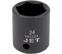 "Impact Socket - Regular 6 Point - 1/2"" Drive x 15/16"""