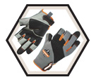 High Performance Gloves - Unlined - Nylon / 720 *PROFLEX
