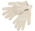 Fabric Gloves - Liner - Poly/Cotton / GLOVE9