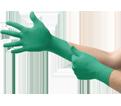 Disposable Gloves - Powder Free - Nitrile / 92-600 *TOUCH N TUFF