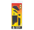 Hex Key Set - L-Wrench/Fold Up - Ball/Hex End - SAE - 22 pc / 14189