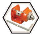 Super Heavy Duty Hand Winch - 1 -653 lbs.