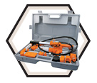 Heavy Duty Body & Frame Repair Kit - 4 tons / 030201