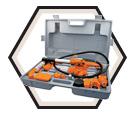 Heavy Duty Body & Frame Repair Kit - 4 tons / 030201