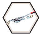 Heavy Duty Single Pawl Hand Cable Puller - 2 tons