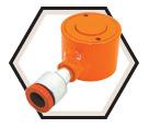 STRONGARM® Hydraulic Push Ram - 4 tons
