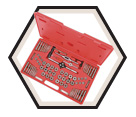 76 Piece H.S.S. Tap & Alloy Die Set / 530108