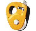 Pulley - 8-11 mm Rope - Steel / P53 *MICRO TRAXION