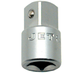 "Socket Adaptor - 3/8"" Female x 1/2"" Male"
