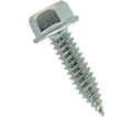 Side Lap HVAC Screws - #10-34 - Carbon Steel / Zinc (JUG)