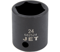 "Impact Socket - Deep 6 Point - 3/8"" Drive x 15mm"