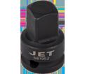 """Impact Socket Adaptor - 3/8"""" Female x 1/2"""" Male"""