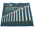 11 Piece Raised Panel Combo Wrench Set / 700115