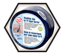 "Sheathing Tape - 2"" - Blue / 219-08 *TUCK TAPE"