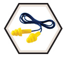 E-A-R™ UltraFit™ Corded Earplugs