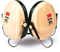 Earmuffs - ABS - Behind-the-Head - 21 NRR / H6B/V *PELTOR OPTIME 95™