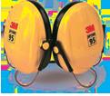 Earmuffs - ABS - Behind-the-Head - 21 NRR / H6B/V *PELTOR OPTIME 95™