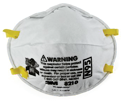 Disposable Respirator - N95 - White / 8210 (20 Pack)