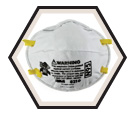 Respirator - Particulate - Disposable - N95 / 8210