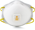 Face Mask - N95 - Disposable / 8511 *COOL FLOW (10 Pack)