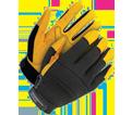 High Performance Gloves - Unlined - Full Grain Goatskin / 20-1-1214