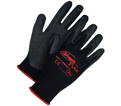 Palm Coated Gloves - Unlined - Synthetic / 99-1-9842 *NINJA FLEX
