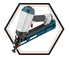 Angled Finish Nailer (w/ Acc) - 15 ga - 34° / FNA250-15