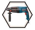 "Rotary Hammer (Kit) Bulldog™ - 6.4 lbs - 1"" SDS-Plus® - 7.2 amps / 11253VSR"