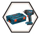 "Impact Driver Kit - 1/4"" Hex - 18 V Li-Ion / 25618BL"
